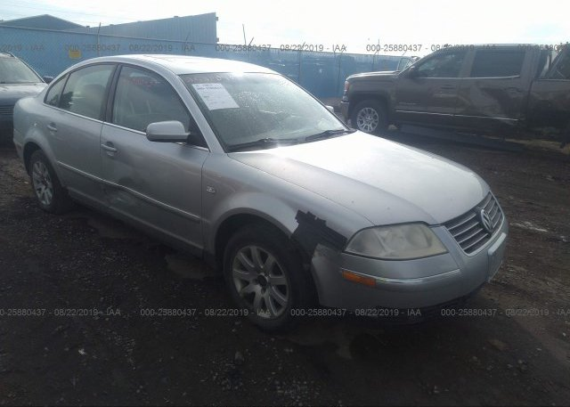 Inventory #731897693 2003 Volkswagen PASSAT