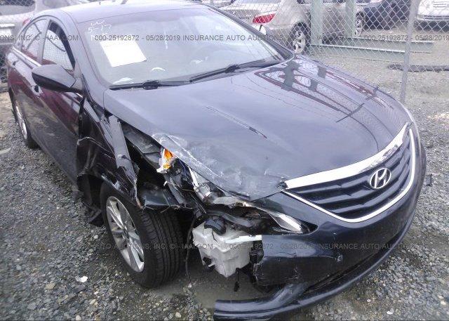 Inventory #892096417 2013 Hyundai SONATA