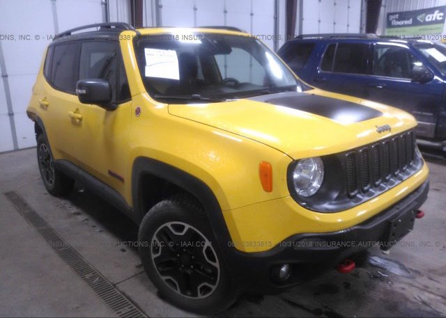Inventory #313005229 2017 JEEP RENEGADE