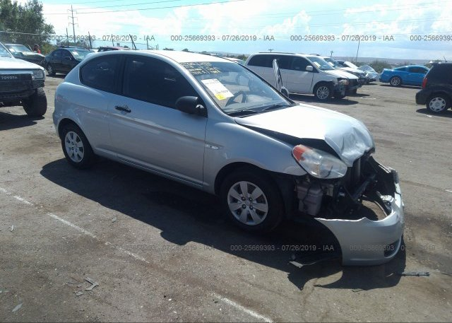 Inventory #602137348 2009 Hyundai ACCENT
