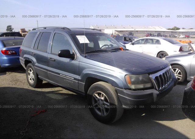 Inventory #520613918 2003 JEEP GRAND CHEROKEE