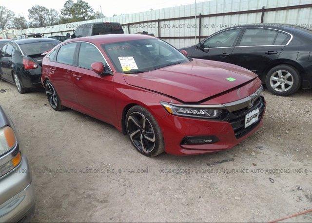Inventory #450791384 2018 Honda ACCORD