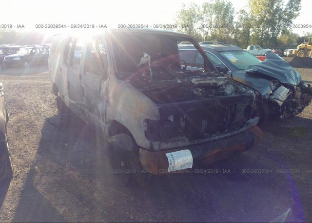 Inventory #646044887 1996 FORD ECONOLINE