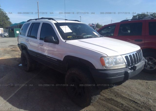Inventory #971768038 2000 JEEP GRAND CHEROKEE