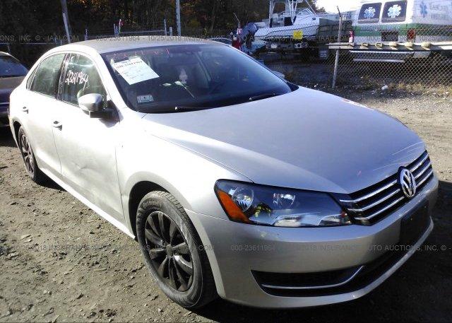 Inventory #135415584 2013 Volkswagen PASSAT