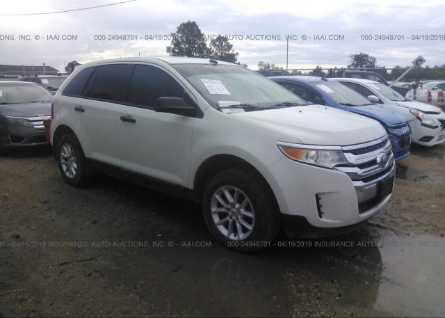 Inventory #364290772 2013 FORD EDGE