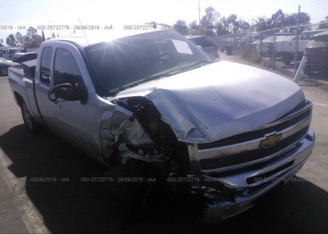 Inventory #298163672 2012 Chevrolet SILVERADO