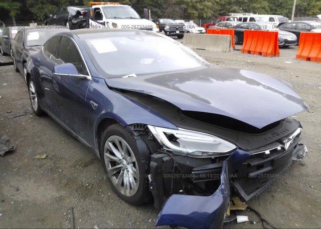 Inventory #797422181 2016 Tesla MODEL S