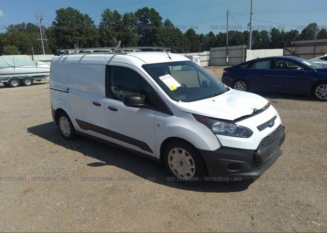 Inventory #559639425 2017 FORD TRANSIT CONNECT