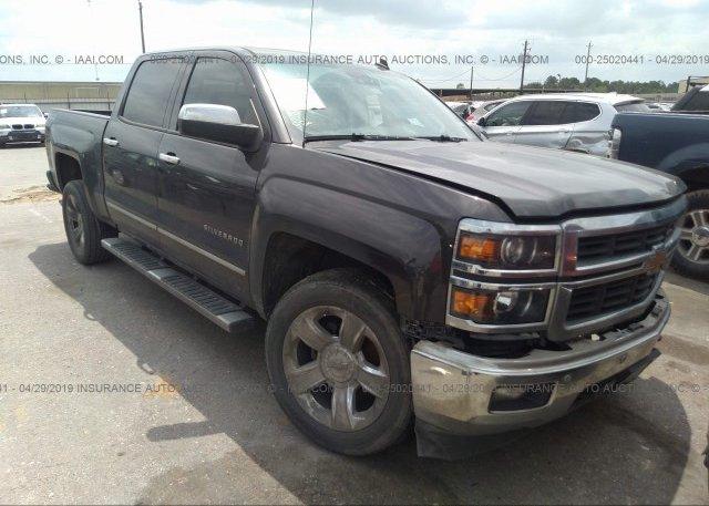 Inventory #267367125 2014 Chevrolet SILVERADO