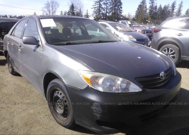 Inventory #443068444 2003 Toyota CAMRY