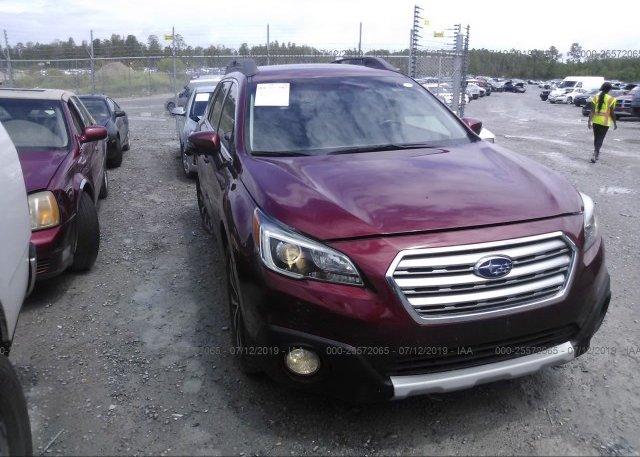 Inventory #163261915 2016 Subaru OUTBACK