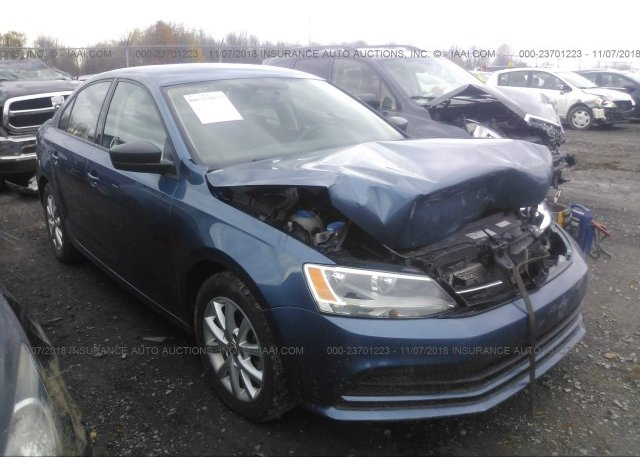 Inventory #150756627 2015 Volkswagen JETTA