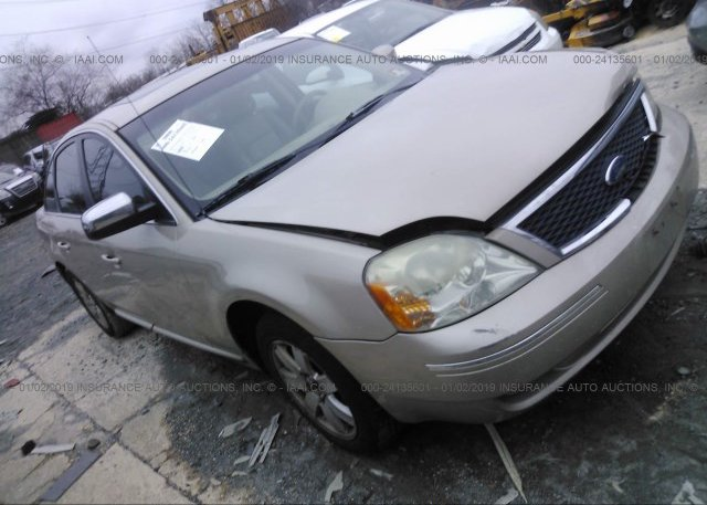 Inventory #633624532 2006 FORD FIVE HUNDRED