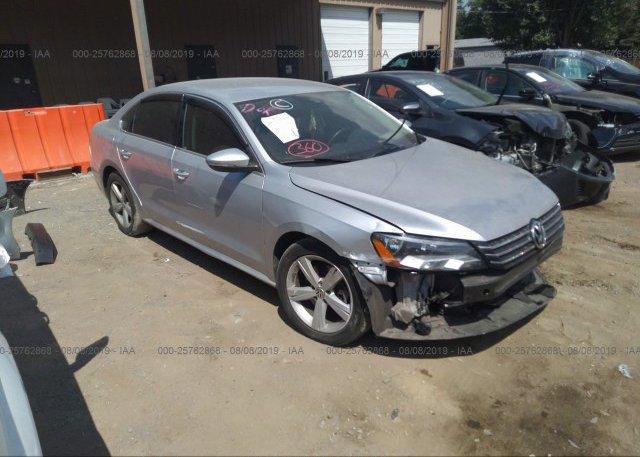 Inventory #993162466 2012 Volkswagen PASSAT