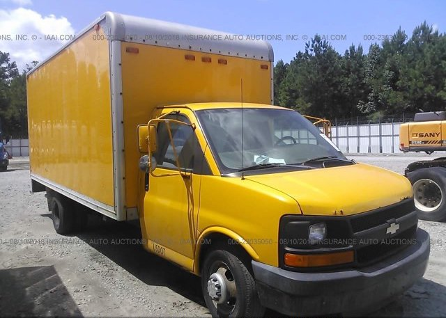 Inventory #712711734 2004 CHEVROLET EXPRESS G3500