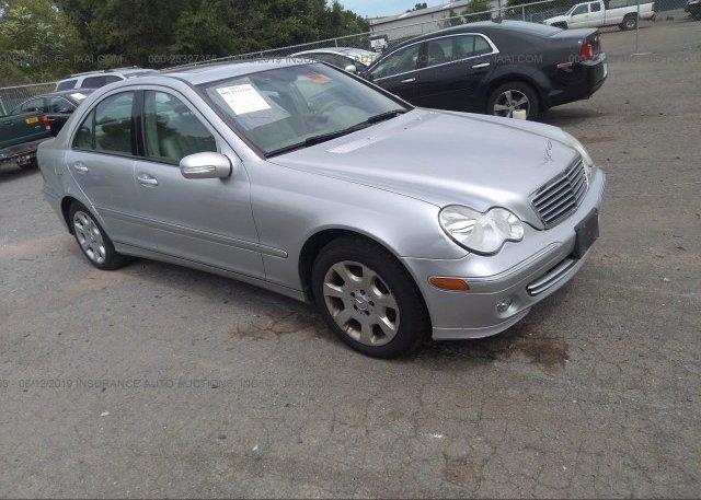 Inventory #243268133 2005 Mercedes-benz C
