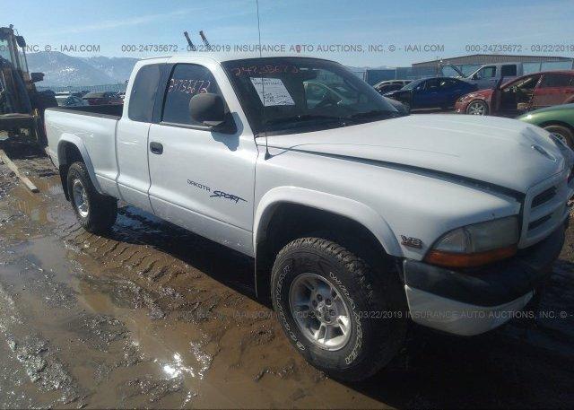 Inventory #411605027 2000 Dodge DAKOTA