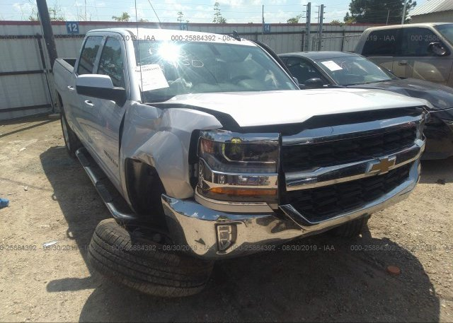 Inventory #582604722 2016 Chevrolet SILVERADO