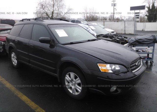 Inventory #604934153 2005 Subaru LEGACY