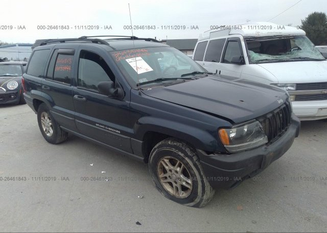 Inventory #110097167 2004 JEEP GRAND CHEROKEE
