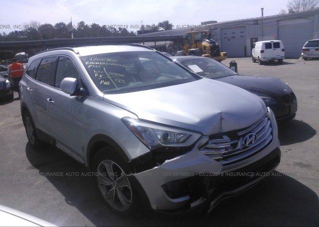 Inventory #199117384 2016 Hyundai SANTA FE