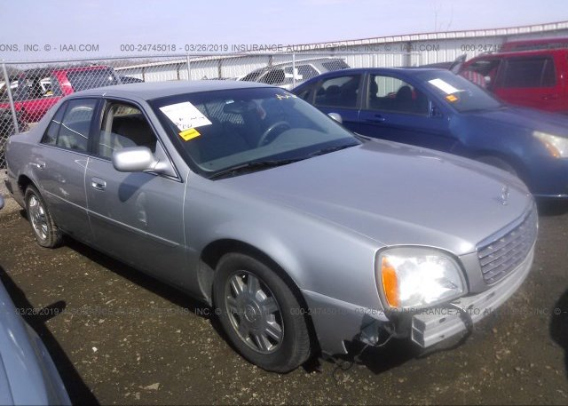 Inventory #864036628 2005 Cadillac DEVILLE