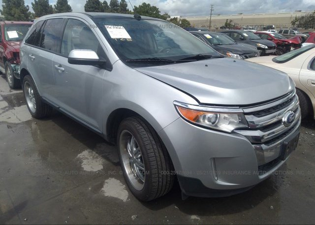 Inventory #256855964 2014 FORD EDGE
