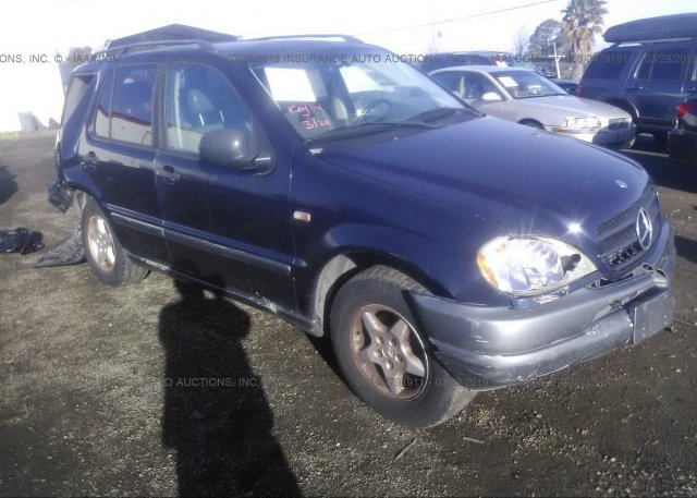 Inventory #474572422 1999 Mercedes-benz ML