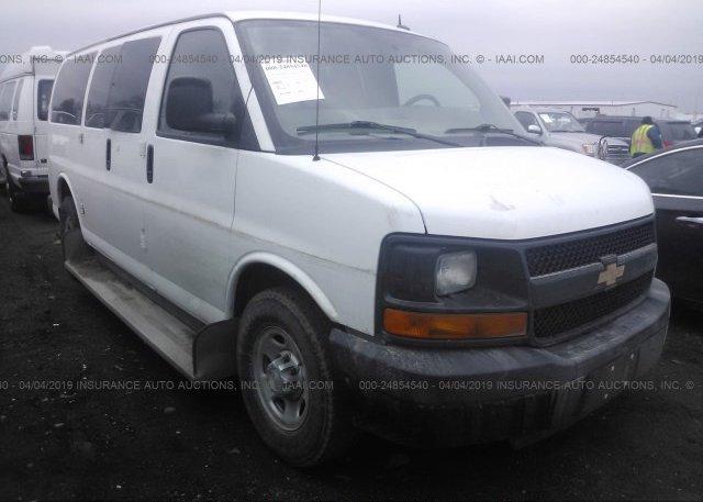 Inventory #989076399 2015 Chevrolet EXPRESS G2500