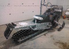 2013 POLARIS INDY 800 RMK - SN1CG8GS8DC753551 rear view