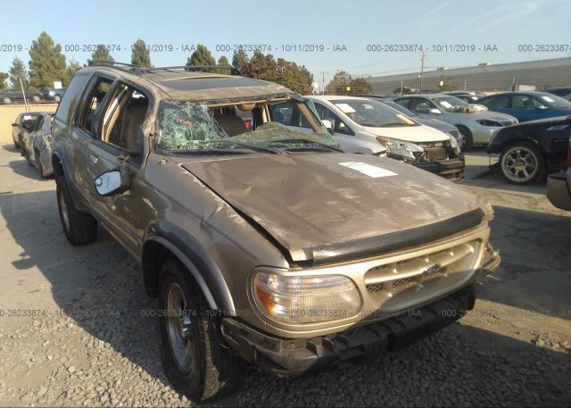 Inventory #601263234 2000 FORD EXPLORER