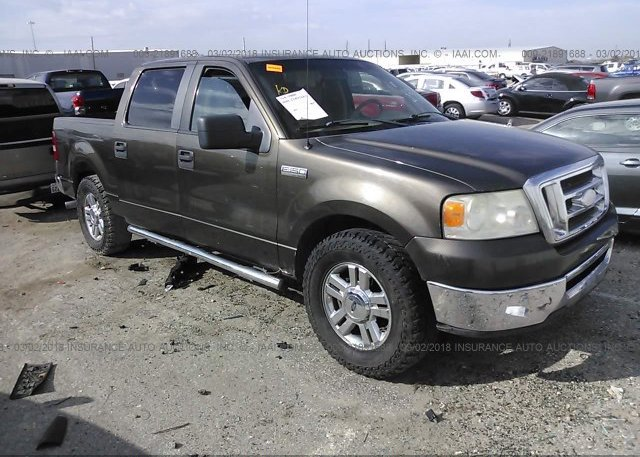 Inventory #671640264 2008 FORD F150