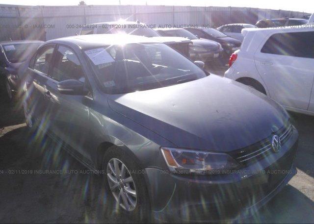 Inventory #258022247 2014 Volkswagen JETTA