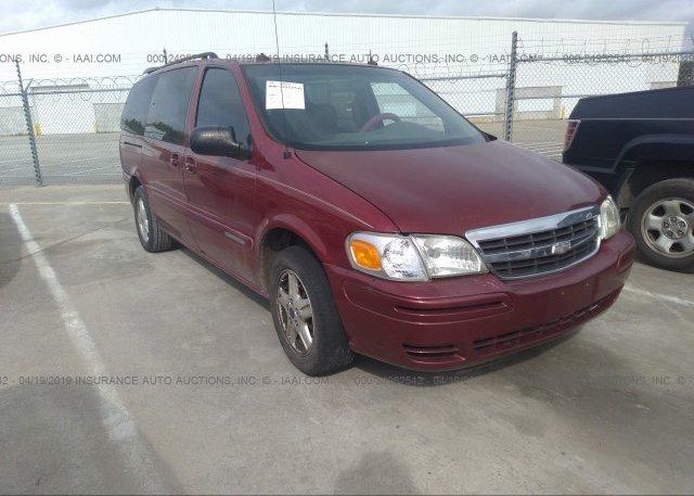 Inventory #606261059 2004 Chevrolet VENTURE