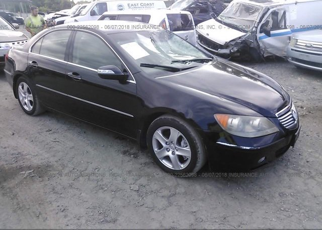 Inventory #607077152 2005 Acura RL