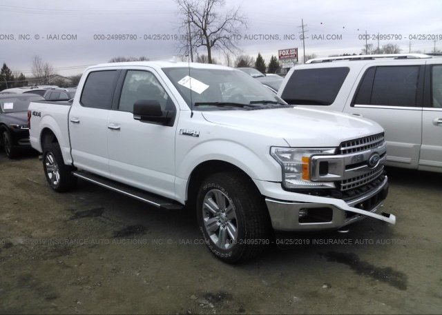 Inventory #422651972 2018 FORD F150
