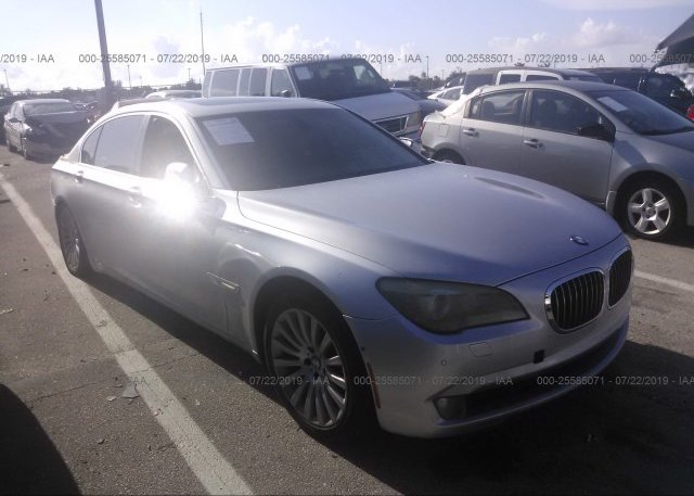 Inventory #679459299 2009 BMW 750