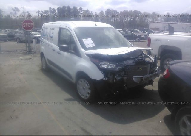 Inventory #602360154 2016 FORD TRANSIT CONNECT