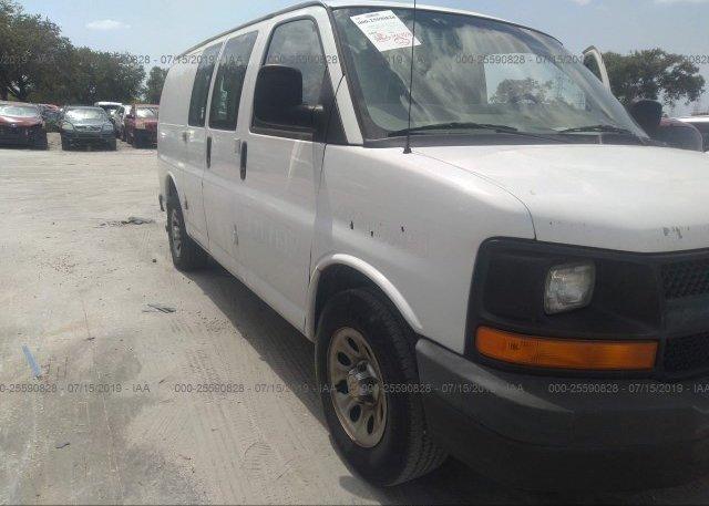Inventory #335967588 2009 Chevrolet EXPRESS G1500