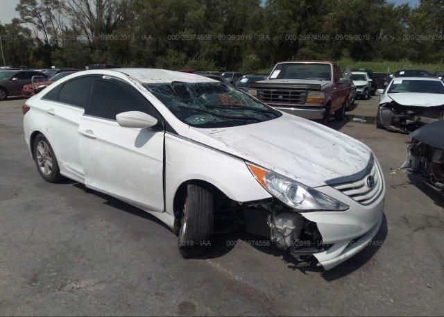 Inventory #781762332 2013 Hyundai SONATA