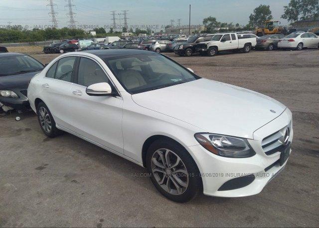 Inventory #163520154 2016 Mercedes-benz C