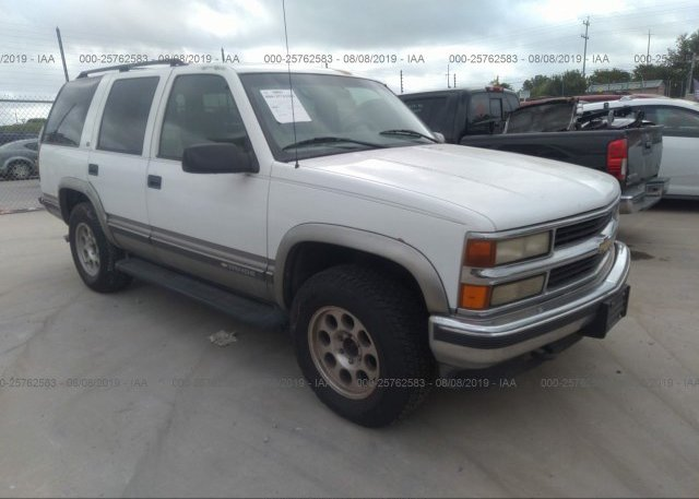 Inventory #205320324 1999 Chevrolet TAHOE