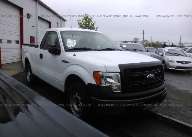 Inventory #337555491 2014 FORD F150