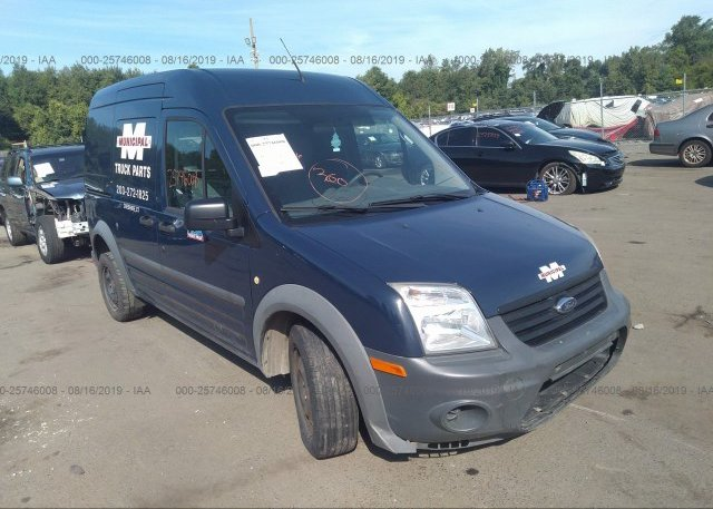 Inventory #542978623 2012 FORD TRANSIT CONNECT