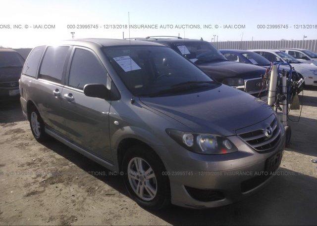Inventory #770807553 2006 Mazda MPV