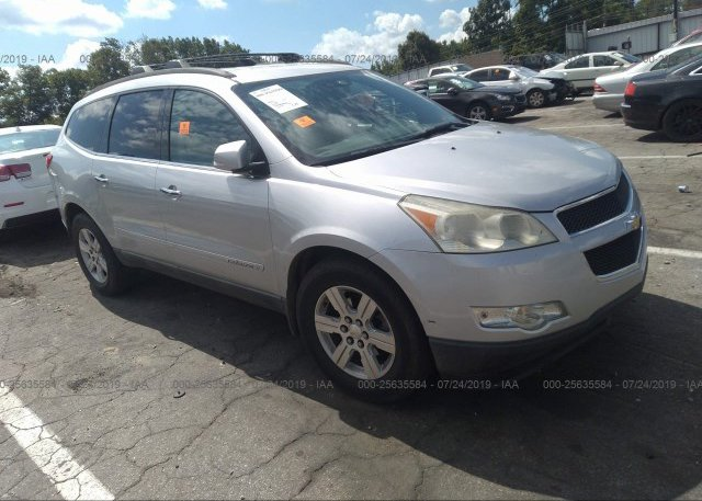 Inventory #354139917 2010 Chevrolet TRAVERSE