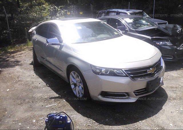 Inventory #657841336 2015 Chevrolet IMPALA