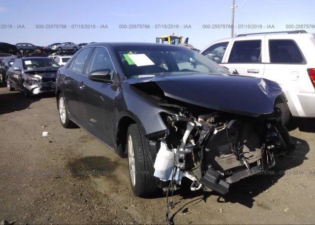 Inventory #914891520 2012 Toyota CAMRY
