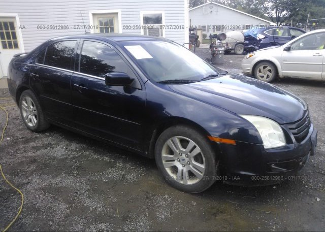 Inventory #705099953 2009 FORD FUSION